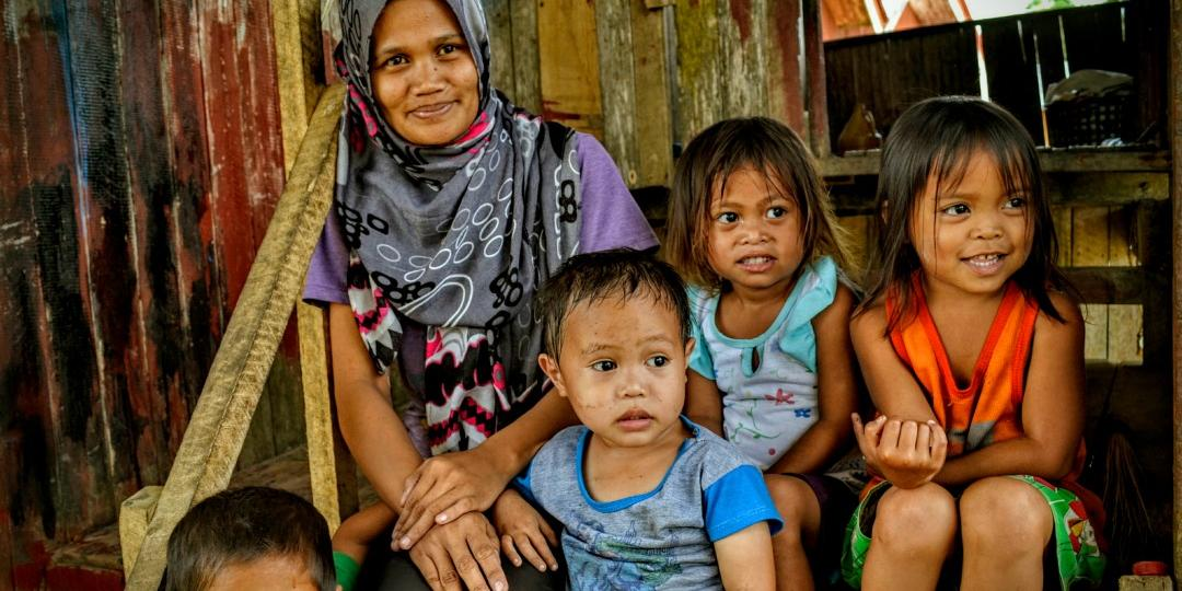 Stand as One with people forced to flee in Mindanao (Photo: Rhea Catada/Oxfam)